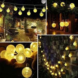 Ghirlanda luminosa con 30 LED