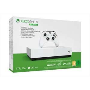 Xbox One S 1 TB All Digital Edition Console +3 Giochi Colore Bianco