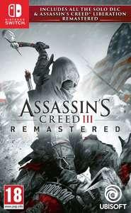 Assassin's Creed III Liberation Remastered 19.9€