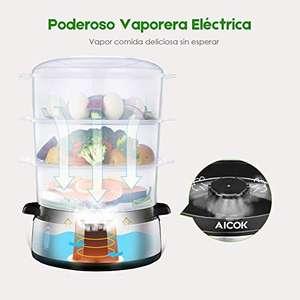 Aicok - Vaporiera elettrica
