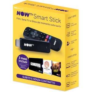 NOW TV SMART STICK CON 3 MESI A SCELTA