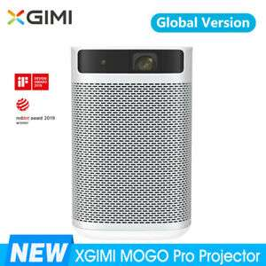 Global Version XGIMI MOGO Pro Projector 3D Portable Android9.0 Home Cinema 1080P