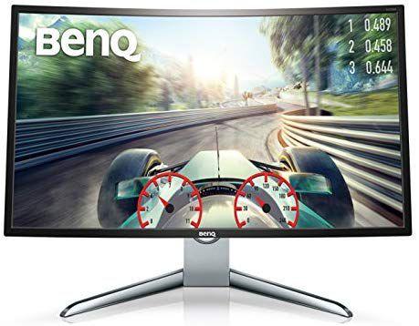 """Monitor curvo 32"""" FHD BenQ"""