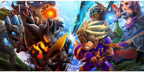 Heroes Legends Epic Fantasy RPG