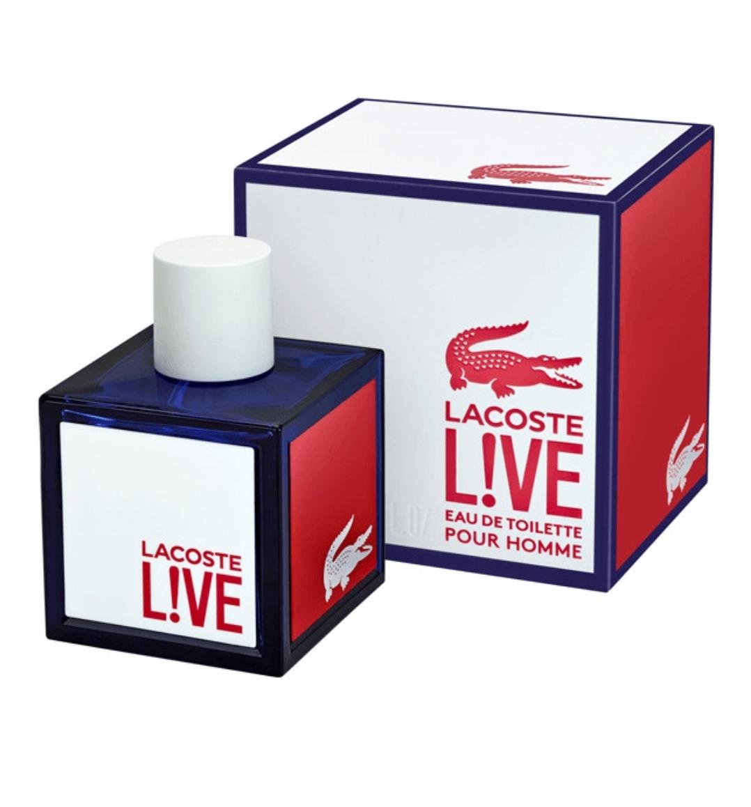 Lacoste Live Eau De Toilette - 100 ml