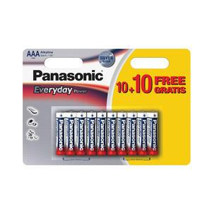 Panasonic 20 batterie Ministilo