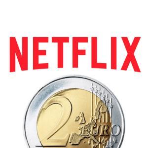 Netflix offerte da 2€ al mese