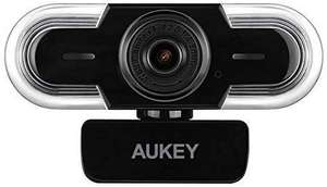 AUKEY Webcam 2K HD con microfono