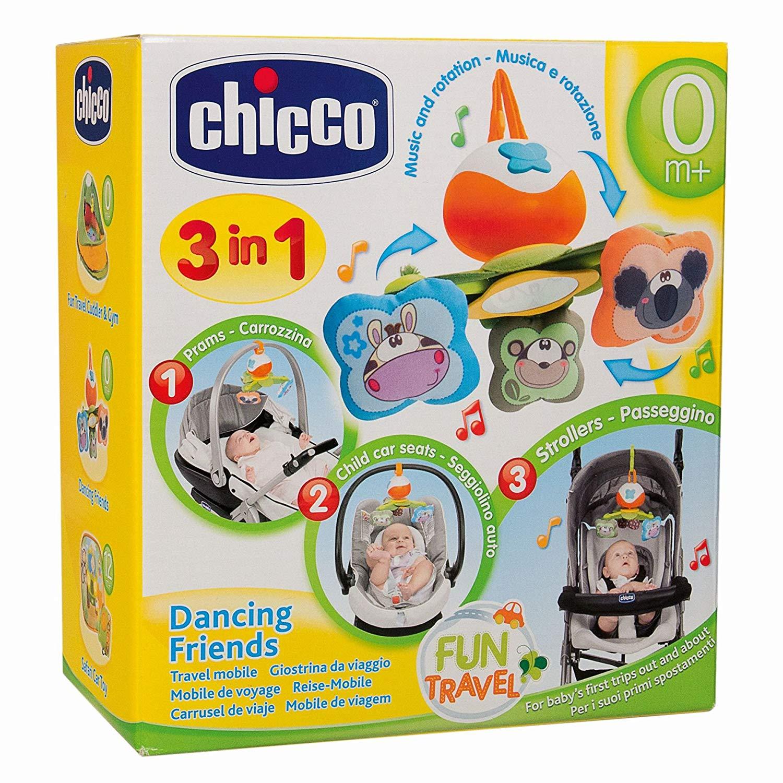 Giostrina Chicco\G 3 IN 1 Multicolore 9.9€