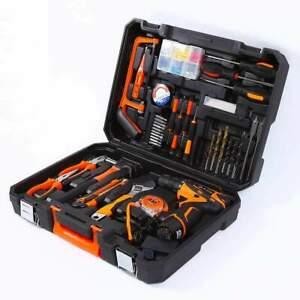 Valigetta attrezzi e utensili da lavoro con avvitatore 345 pezzi SMART-EXTRA