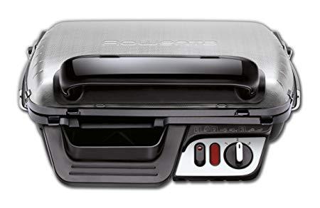Rowenta GR3060 Comfort Bistecchiera con 3 Posizioni di Cottura, Facile da Pulire, Potenza 2000 W