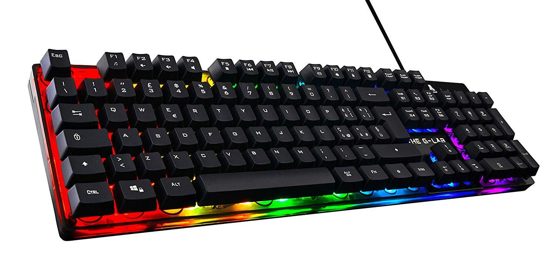 Tastiera The G-Lab ITA RGB 15.99