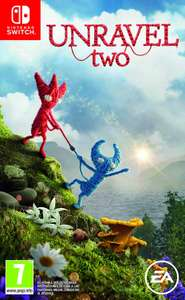 Unravel Two Nintendo Switch 7.4€