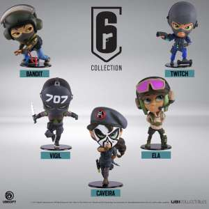 Six Collection Chibi Series 3