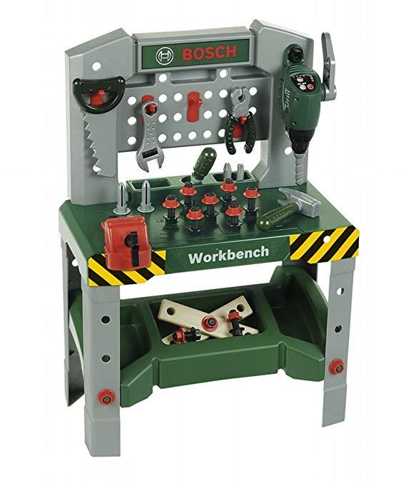 Banco da lavoro Bosch gioco per bambini
