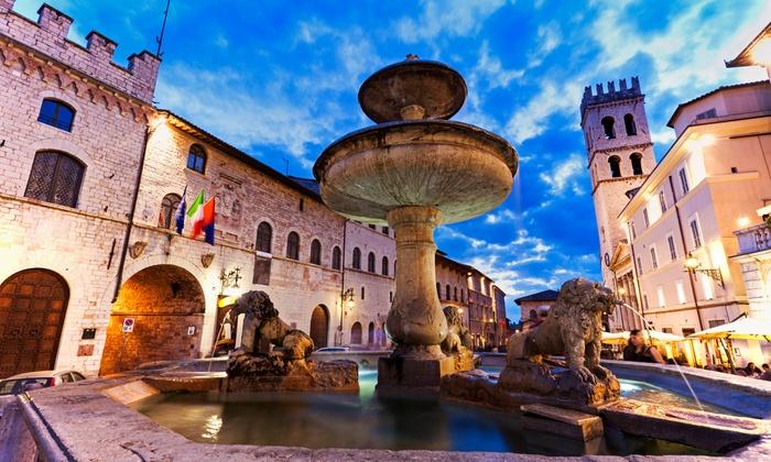 Assisi - 1 notte in camera doppia standard con colazione per 2