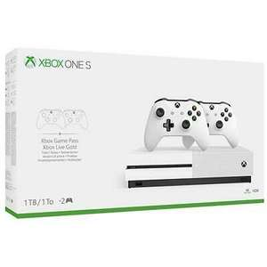 MICROSOFT Console Xbox One S 1TB + 2 Controller Wireless + 1 Mese Gamepass