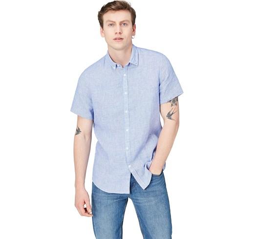 Camicia Find 100% lino Uomo