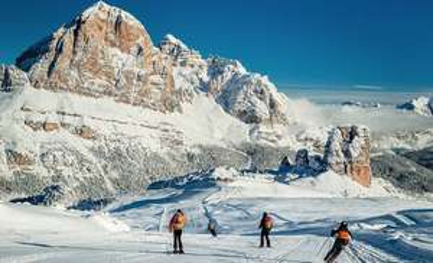 Vacanza in montagna a Cortina d'ampezzo