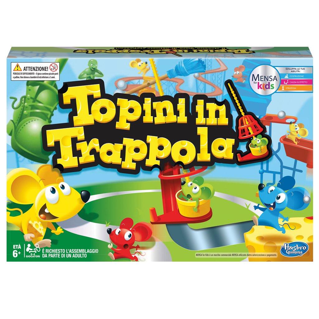 Gioco Hasbro Topini in Trappola 13.49€