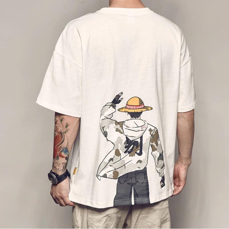 Maglietta t shirt tema ONE PIECE