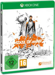 State of Mind XBOX ONE 8.4€