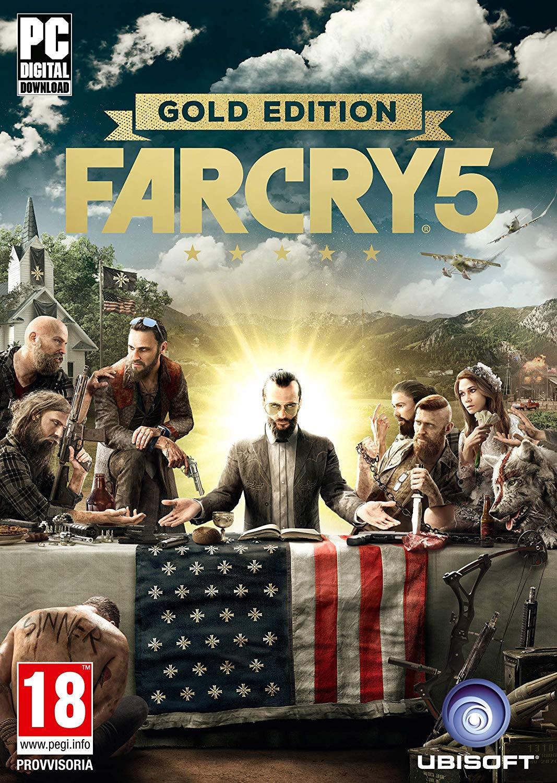 Far Cry 5 | Gold Edition | Codice Uplay per PC