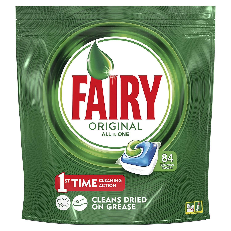 Fairy Lavastoviglie 84 Capsule 10.9€