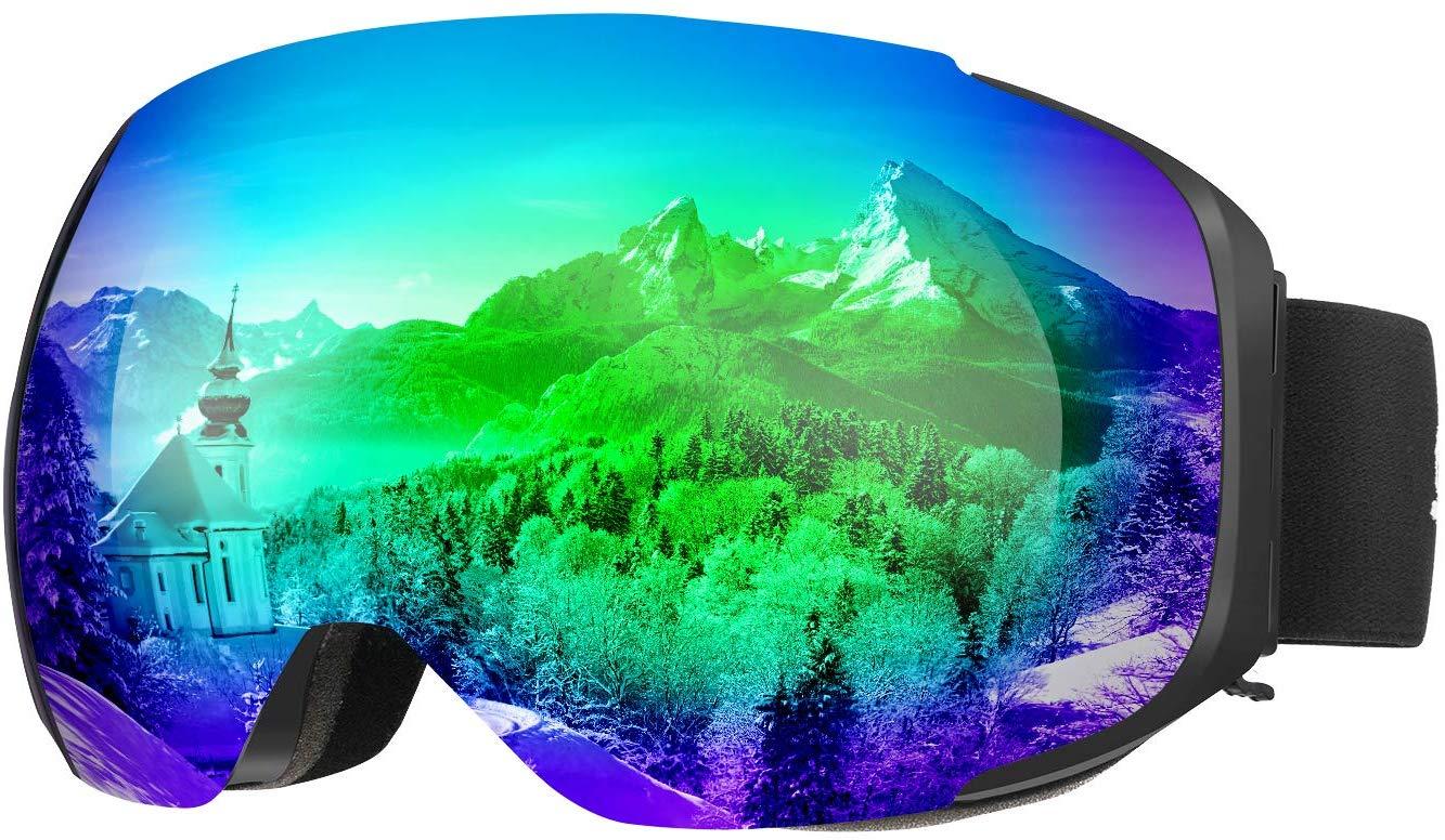 Occhiali da Sci, Maschera Snowboard