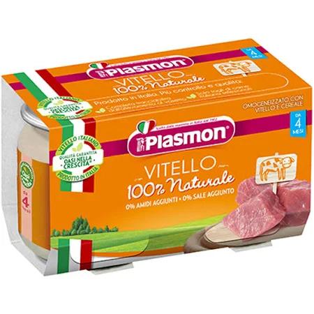 Plasmon 12 vasetti Carne di vitello