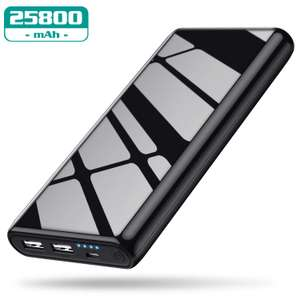 Power Bank 25800 mAh 13.1€