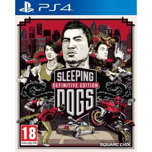 Sleeping Dogs Per PS4 4.9€