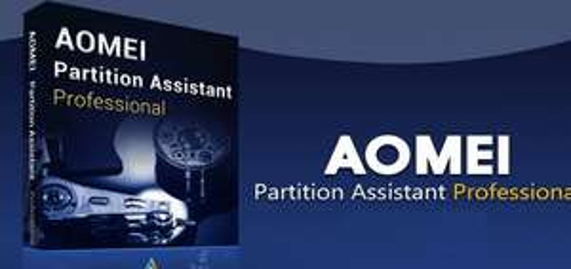 AOMEI Partition Assistant Pro 8.5 GRATIS