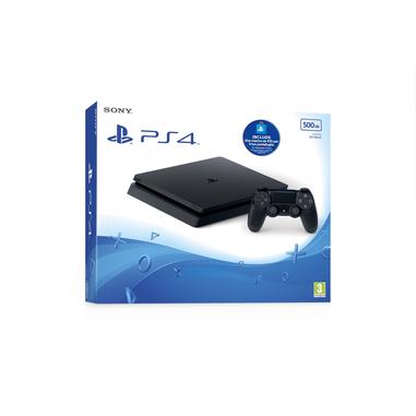 Sony PS4 500GB + PS Live card E.10