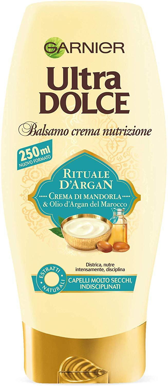 12x Garnier Balsami Rituale D'Argan Per Capelli Molto Secchi