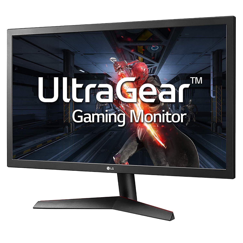 Monitor LG 24'' FHD 144Hz 1ms 129€