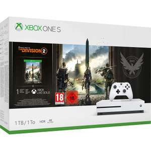 Xbox One S + Tom Clancy's The Division 2