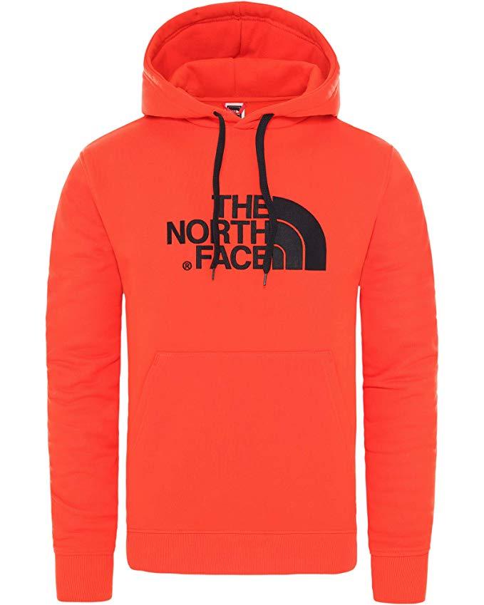 The North Face Drew Peak Plv HD felpa uomo TG M