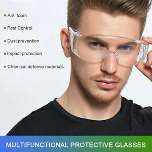 Occhiali protettivi occhiali di protezione Anti nebbia Trasparente All'aperto