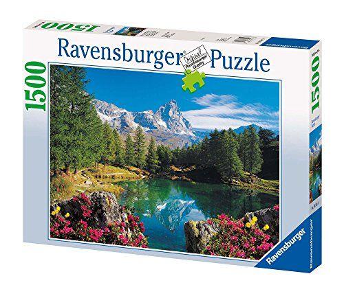 Ravensburger Rav Pzl 1500 Pz. Cervino 16341, Multicolore, 878710