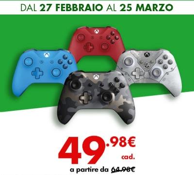 Xbox Controller Wireless Varie Configurazioni