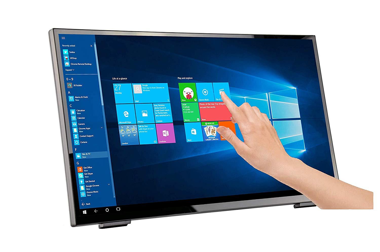 "Monitor TouchScreen 23.8"" HANNSPREE 155€"