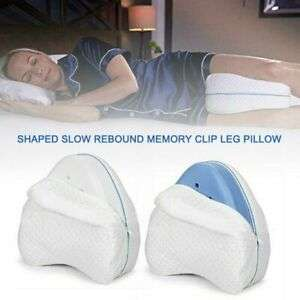 LEG PILLOW CUSCINO PER GAMBE MEMORY FOAM