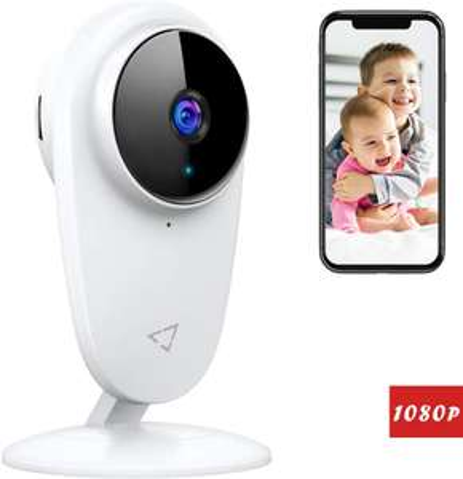 Telecamera WiFi FHD 1080P 15.9€