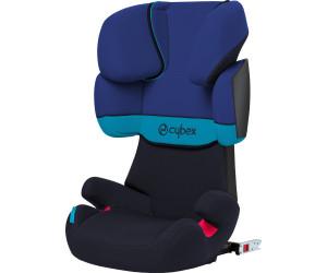 Cybex Silver Solution X-Fix, Seggiolino Auto per Bambini, Gruppo 2/3/15-36 kg, da 3 fino a 12 Anni Circa, per Auto Con e Senza ISOFIX,