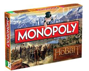 Monopoly The Hobbit Edition 19.4€