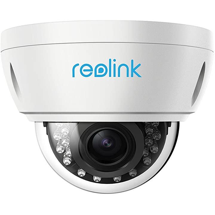 Reolink Telecamera da Esterno IP PoE 5 HD 2560x1920 con Zoom Ottico di 4X