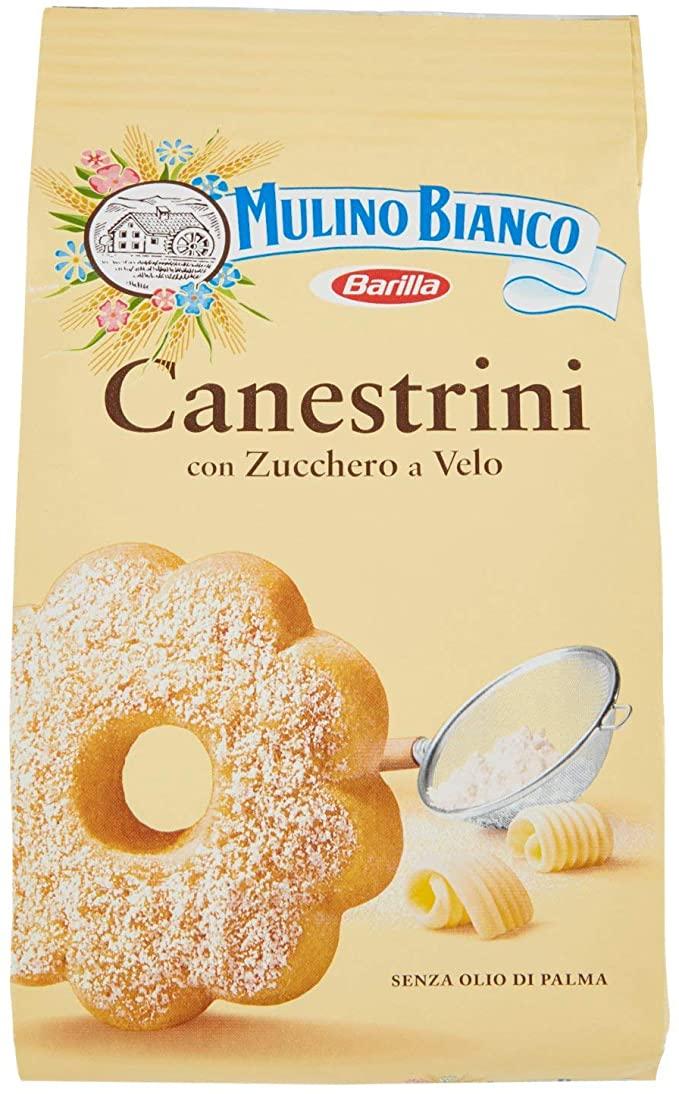 Mulino Bianco Pasticc. Canestrini - 200 gr - [confezione da 10]