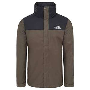 The North Face Evolve II Triclimate, Giacca Impermeabile Uomo TG M-XXL
