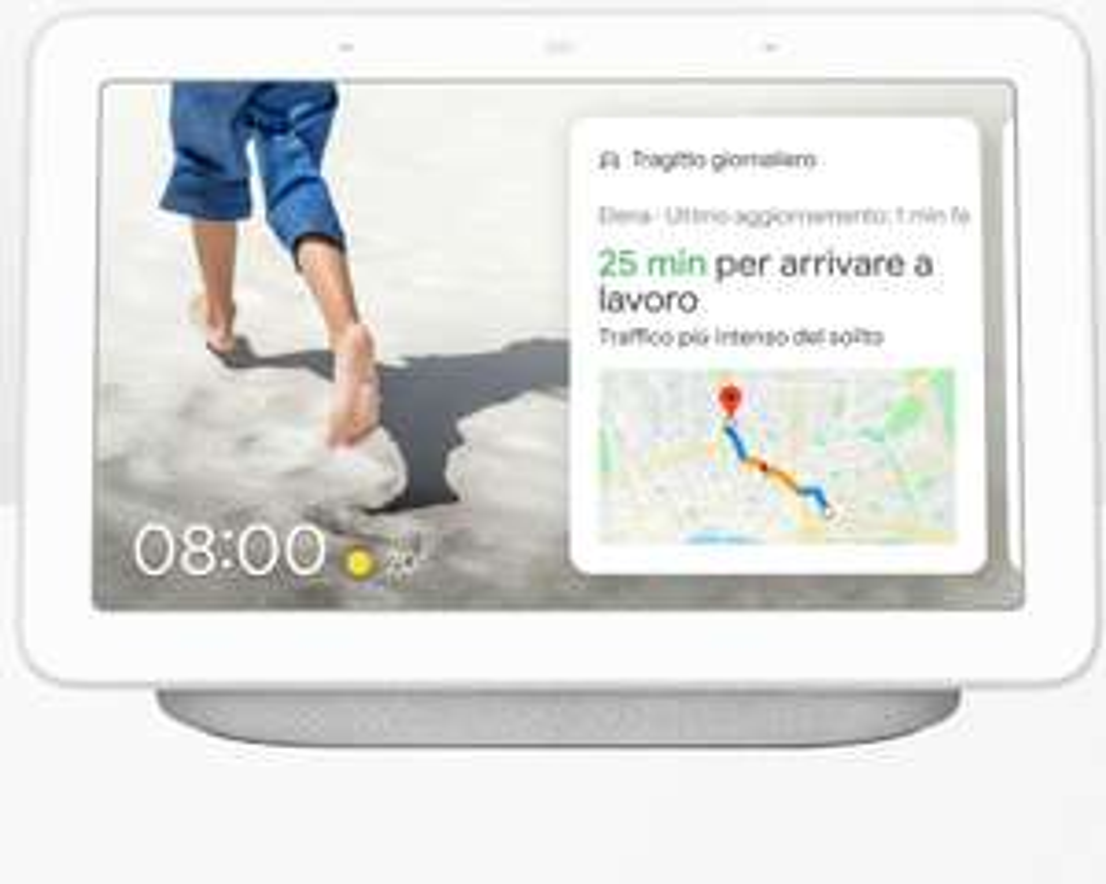 Google Nest Hub 65.5€